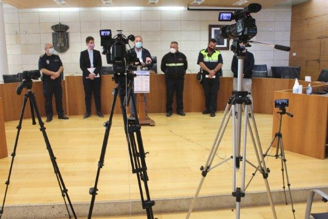 Protocolo de seguridad para el D�a de Todos los Santos, Foto 3