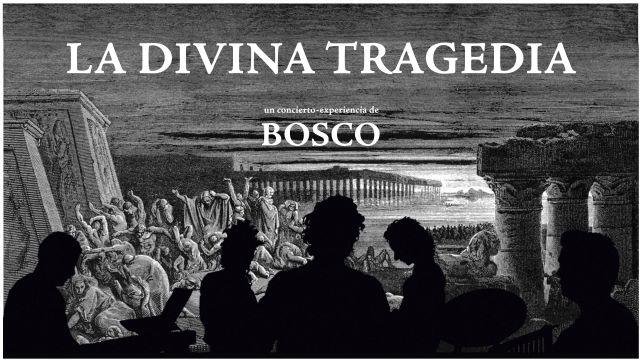 Bosco desvela en el Teatro Bernal los primeros detalles de su espectáculo ´La Divina Tragedia´ - 1, Foto 1