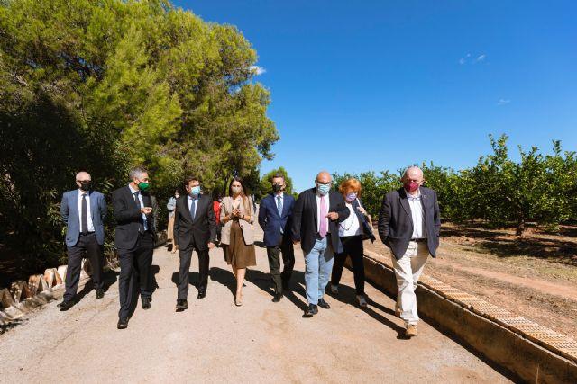 El Ministro Luis Planas visita el campo de ensayos de Anecoop en Valencia - 1, Foto 1