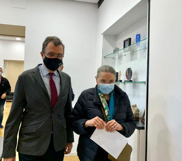 El Museo Ramón Gaya recibe una donación de más de 2.000 objetos que darán a conocer la personalidad del artista - 1, Foto 1