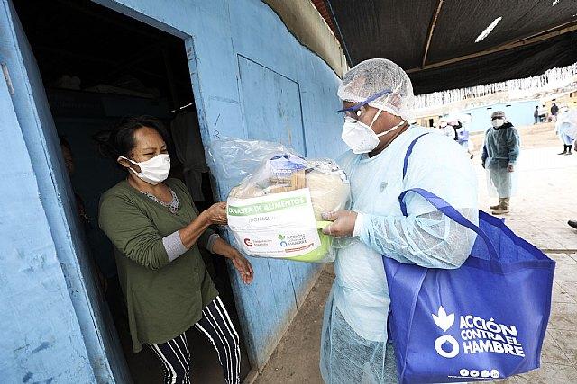 La pandemia golpea las bases de la alimentación mundial - 1, Foto 1