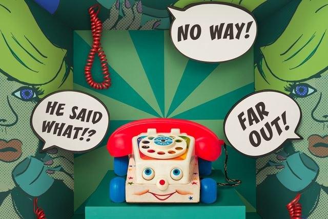 Fisher-Price crea un museo del juguete digital, lleno de pop, art y nostalgia - 1, Foto 1