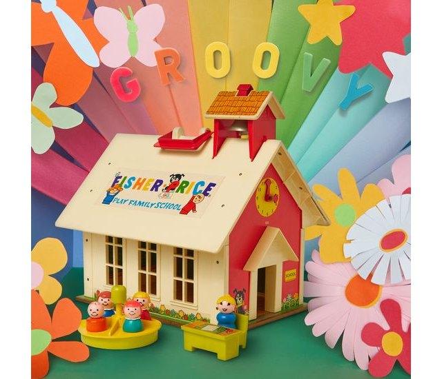 Fisher-Price crea un museo del juguete digital, lleno de pop, art y nostalgia - 2, Foto 2