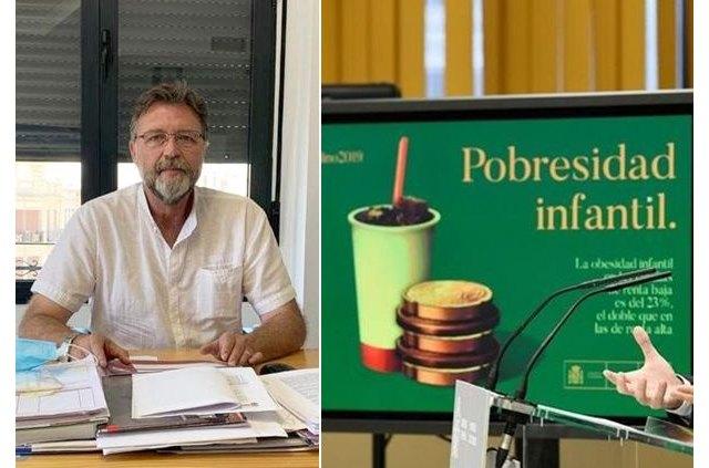 Saorín valora la prohibición de anuncios de alimentos no saludables para menores de 15 años - 1, Foto 1