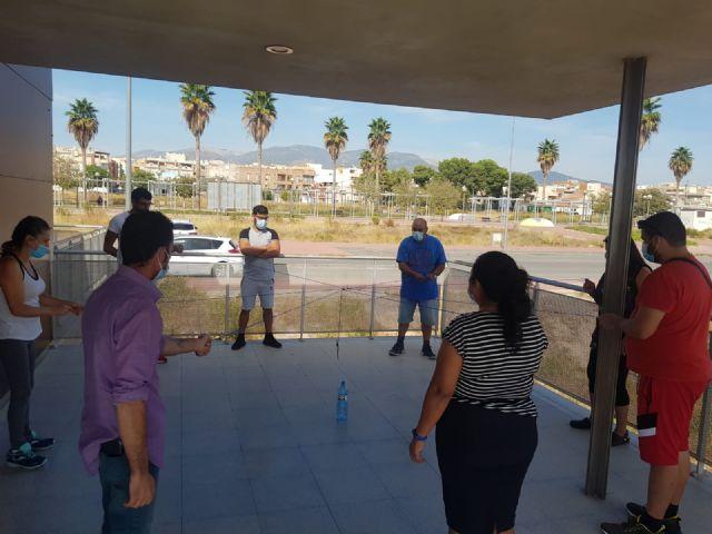 El Candil inicia dos nuevas ediciones de la acci�n formativa Competencias B�sicas para el Empleo en Totana y Alhama, Foto 2