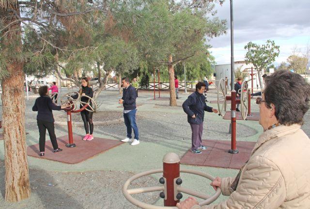 El Ayuntamiento organiza un programa de actividades para fomentar estilos de vida saludables entre los lumbrerenses - 2, Foto 2