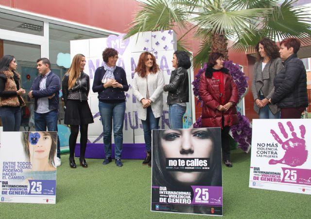 Puerto Lumbreras presenta un programa de actividades para conmemorar el Día Internacional de la Eliminación de la Violencia Contra la Mujer - 1, Foto 1