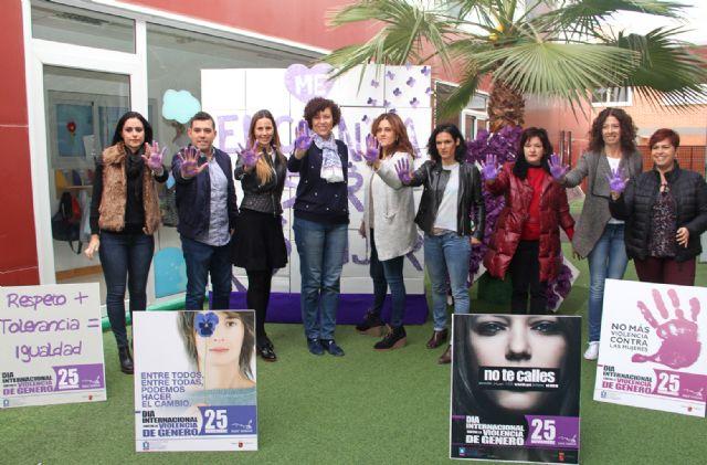 Puerto Lumbreras presenta un programa de actividades para conmemorar el Día Internacional de la Eliminación de la Violencia Contra la Mujer - 2, Foto 2