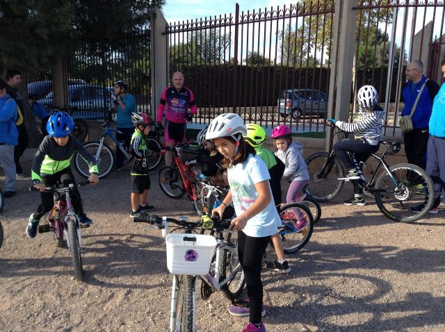 Terra Sport Cycling Cycling School starts with success and expectation