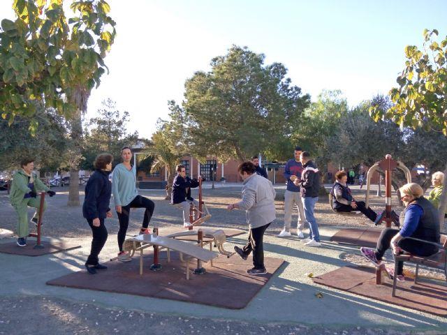 El Ayuntamiento fomenta los hábitos saludables entre las personas mayores - 2, Foto 2