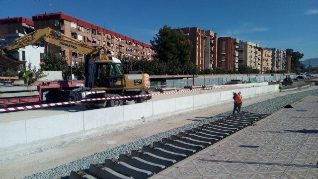Ahora Murcia Sobre Las Obras Del Ave En La Estacion Del Carmen Lo