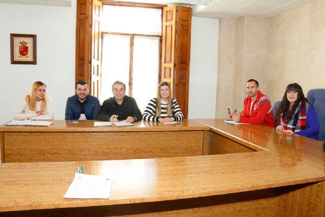 El ayuntamiento de Fortuna apuesta por el empleo juvenil - 1, Foto 1