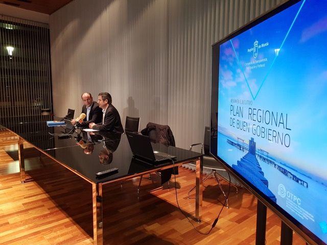 Presentado en Alcantarilla el Plan de Gobierno Abierto del Gobierno Regional - 3, Foto 3
