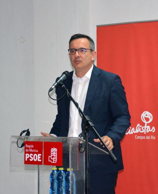 María José Pérez Cerón volverá a ser la candidata del PSOE a la alcaldía de Campos del Río - 4, Foto 4