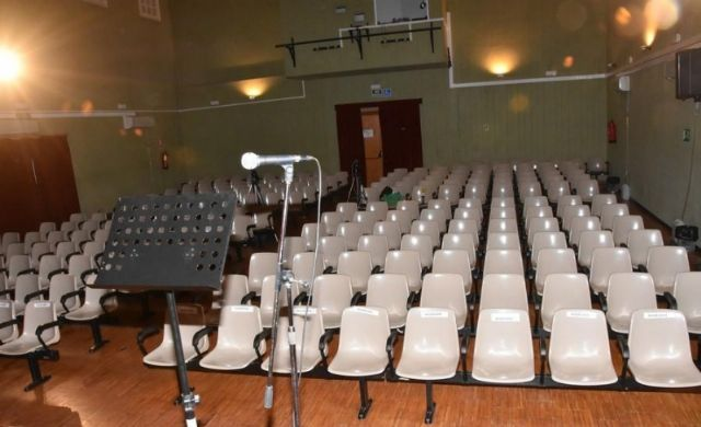 Se adjudican las obras de rehabilitación del Teatro Ginés Rosa del Centro Sociocultural La Cárcel - 1, Foto 1