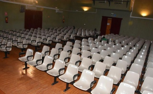 """The rehabilitation works of the """"Ginés Rosa"""" Theater of the """"La Cárcel"""" Sociocultural Center are awarded, Foto 2"""