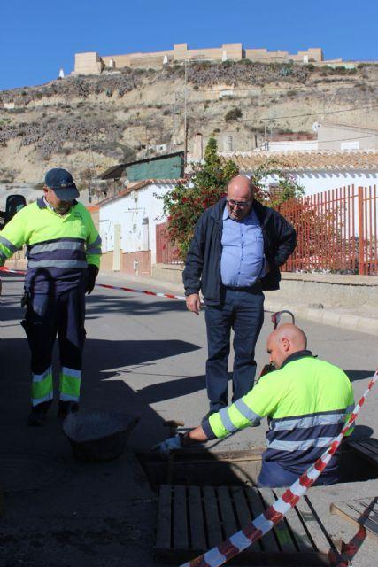 El Ayuntamiento intensifica las tareas de limpieza de imbornales - 1, Foto 1