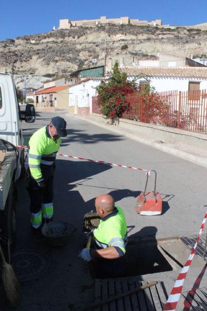 El Ayuntamiento intensifica las tareas de limpieza de imbornales - 2, Foto 2