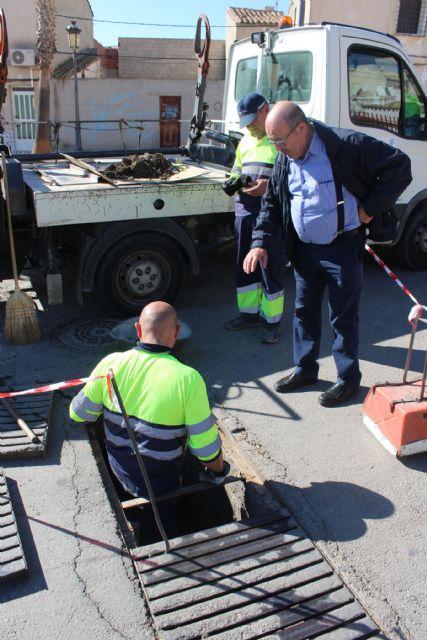 El Ayuntamiento intensifica las tareas de limpieza de imbornales - 3, Foto 3