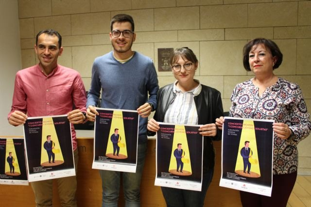 The Musical Group celebrates the I Young Soloists Contest