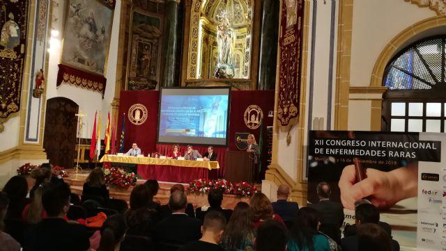Setecientas cincuenta personas participan en el XII Congreso Internacional de Enfermedades Raras