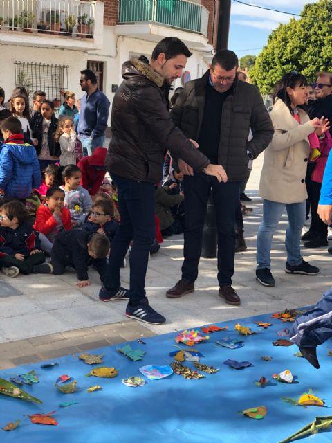 """""""Nuestro Arte por el Mar Menor"""", el colegio de San Cayetano celebra la Fiesta del Otoño - 3, Foto 3"""