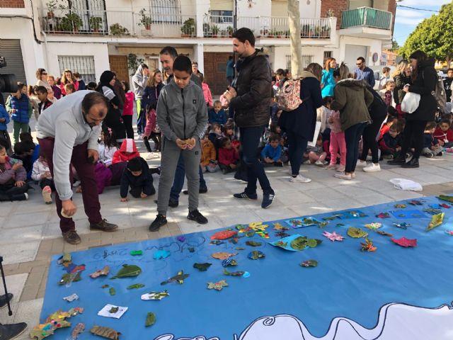 """""""Nuestro Arte por el Mar Menor"""", el colegio de San Cayetano celebra la Fiesta del Otoño - 4, Foto 4"""