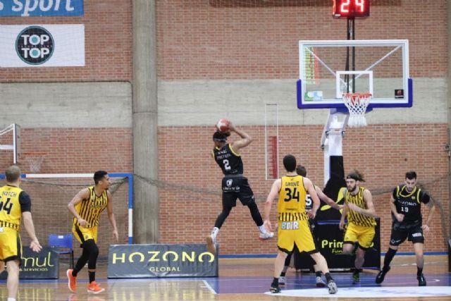Hozono Global Jairis sigue sin conocer la victoria en su primera temporada en LEB Plata - 2, Foto 2