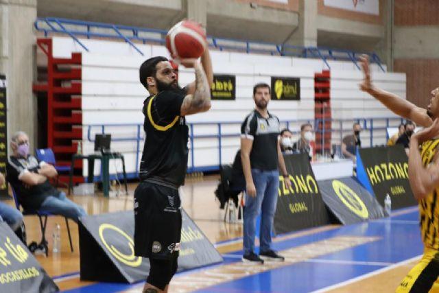 Hozono Global Jairis sigue sin conocer la victoria en su primera temporada en LEB Plata - 3, Foto 3
