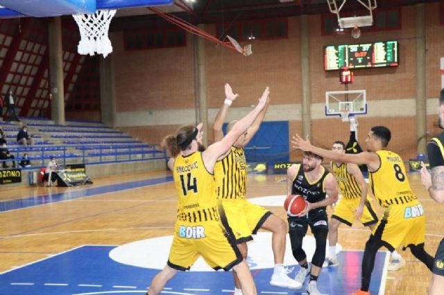 Hozono Global Jairis sigue sin conocer la victoria en su primera temporada en LEB Plata - 4, Foto 4