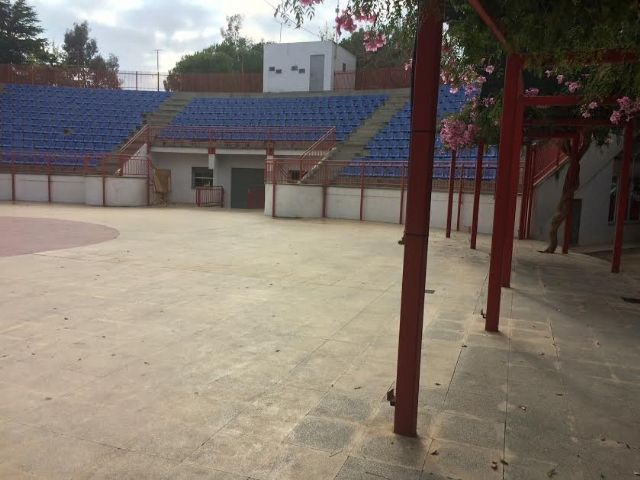 "They will ask the Autonomous Community financing to undertake the cover and closure of the auditorium of the municipal park ""Marcos Ortiz"" - 6"