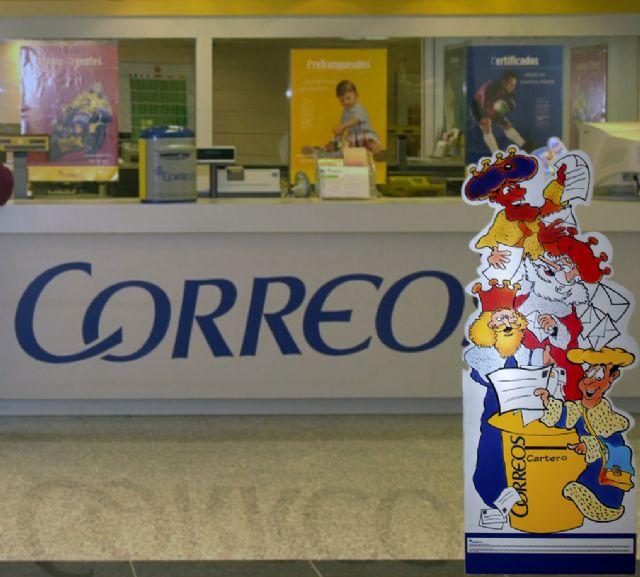 Correos instala 28 buzones especiales en sus oficinas de for Oficinas correos murcia