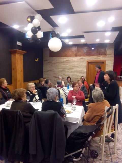 Desayuno saludable para los mayores del municipio, Foto 1