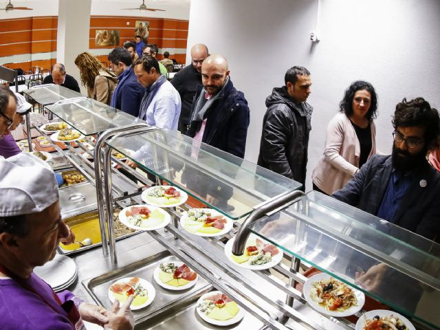 CARTAGENA / Empresarios cartageneros celebran la Comida de Navidad ...