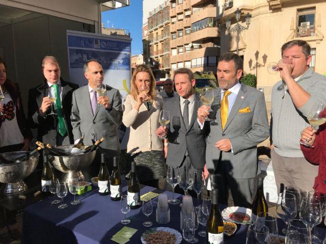 El vino Tomás Ferro de la UPCT apuesta por la uva Meseguera - 1, Foto 1