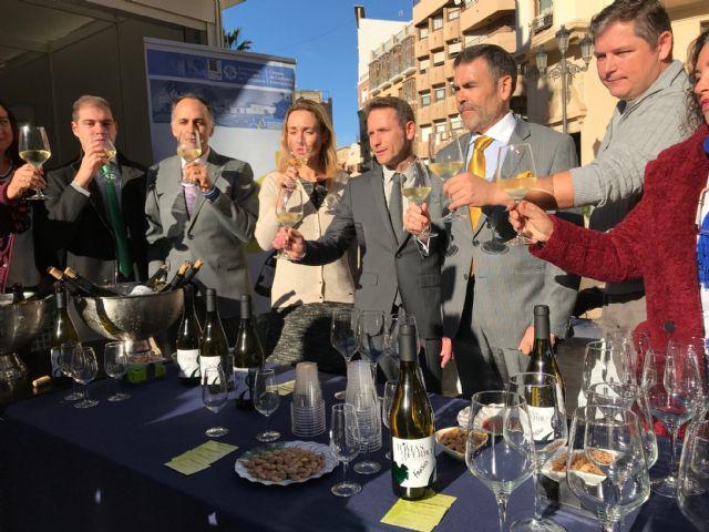 El vino Tomás Ferro de la UPCT apuesta por la uva Meseguera - 2, Foto 2