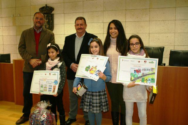 Chari Sánchez Pascual es la ganadora de la estancia en un balneario del concurso de la campaña de sensibilización ambiental