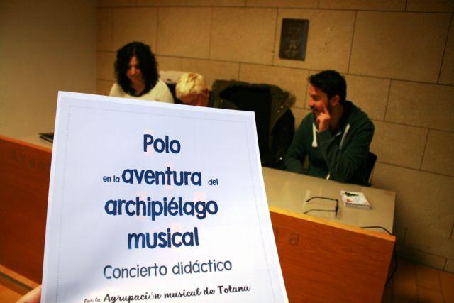 La Agrupación Musical celebrará el próximo 19 de diciembre un concierto didáctico dirigido a alumnos de 4° de E. Primaria, en