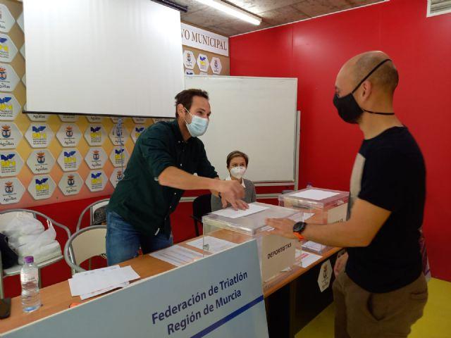 La Federación de Triatlón de la Región de Murcia elige a los nuevos miembros de su Asamblea General - 3, Foto 3
