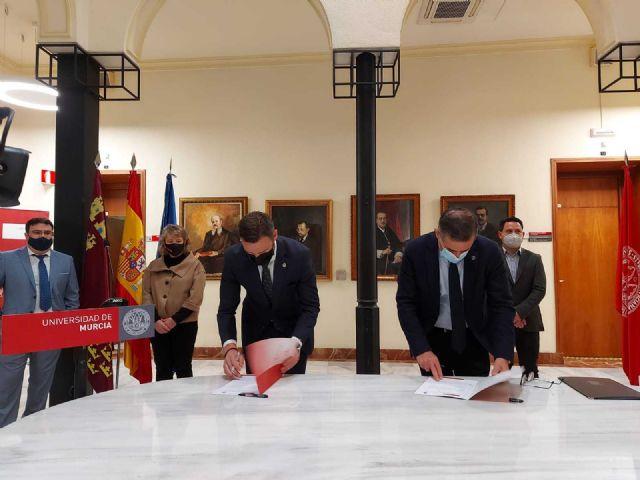 Caravaca tendrá una Sede Permanente de la Universidad de Murcia, que divulgará el patrimonio y acercará la cultura a los jóvenes y a la población en general mediante un programa de actividades - 3, Foto 3