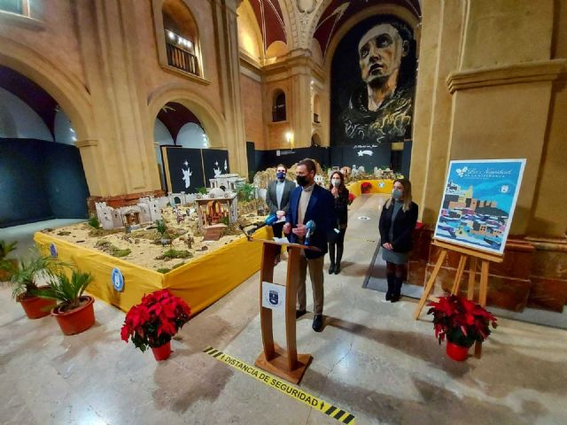 Caravaca y sus pedanías celebran ´La Navidad de la Esperanza´ con cerca de cincuenta actividades organizadas por el Ayuntamiento y adaptadas a la normativa de prevención del Covid-19 - 3, Foto 3