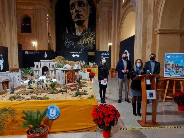 Caravaca y sus pedanías celebran ´La Navidad de la Esperanza´ con cerca de cincuenta actividades organizadas por el Ayuntamiento y adaptadas a la normativa de prevención del Covid-19 - 4, Foto 4