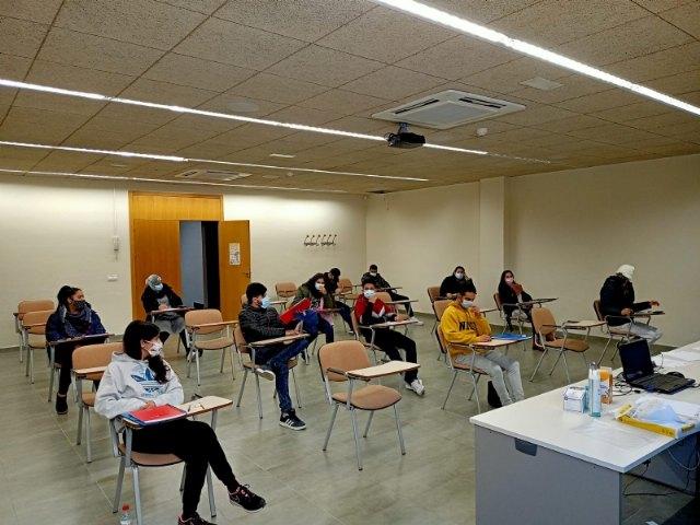 El Proyecto Labor 2.0 inicia la formación Competencias básicas para el empleo - 3, Foto 3