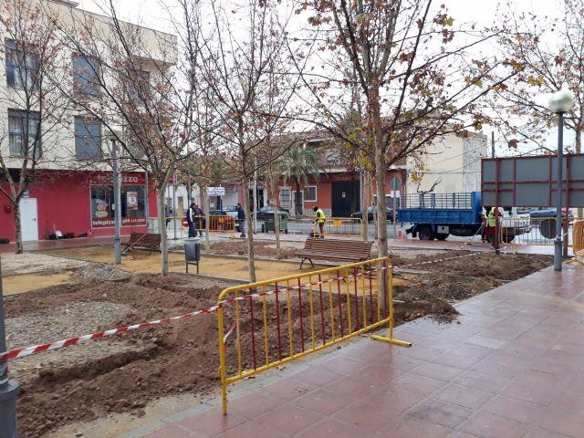 Finalizan las obras de renovación integral del Jardín