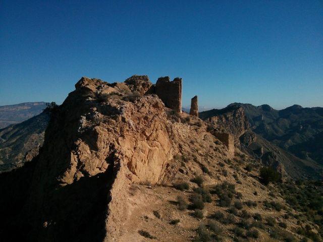 AIRE pide un estudio arqueológico integral del Castillo de Ricote - 1, Foto 1