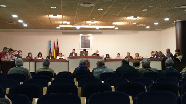 El Pleno de San Javier aprueba una moción contra el cierre encubierto del trasvase Tajo-Segura - 1, Foto 1