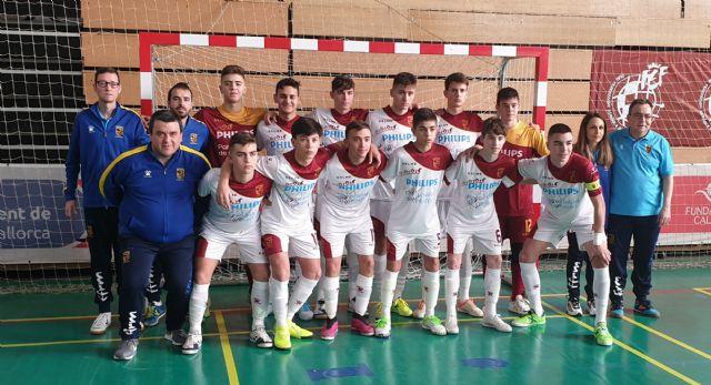 Nueva jornada triunfal de las selecciones de fútbol sala - 1, Foto 1