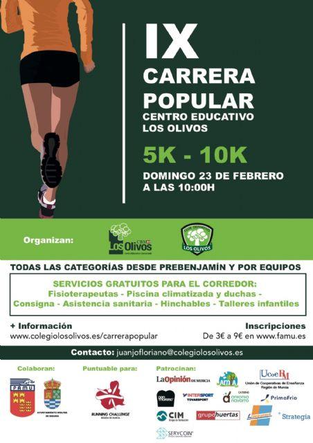El 23 de febrero, el Centro Educativo Los Olivos es protagonista en la RCH 2020 - 1, Foto 1