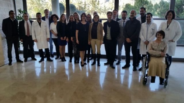 Sanidad introduce el proyecto ´MySphera´ en el Hospital de la Vega Lorenzo Guirao de Cieza para fomentar la seguridad clínica del paciente - 1, Foto 1