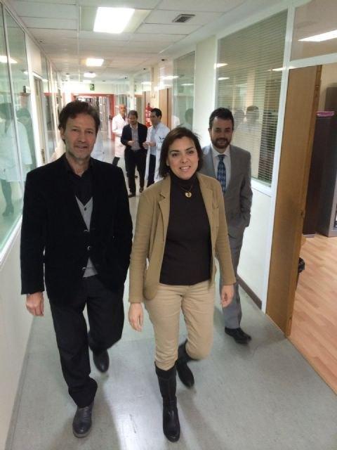 Sanidad introduce el proyecto ´MySphera´ en el Hospital de la Vega Lorenzo Guirao de Cieza para fomentar la seguridad clínica del paciente - 2, Foto 2